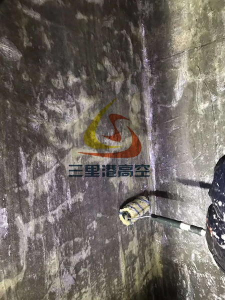 烟囱内壁防腐